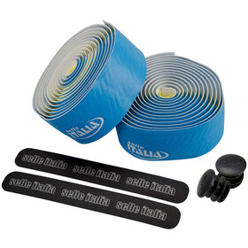 Selle Italia Smootape Controllo Handlebar Tape 35x1800mm blau